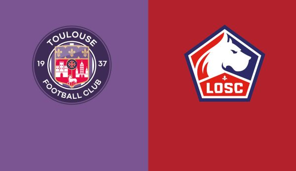 Toulouse - Lille am 19.10.
