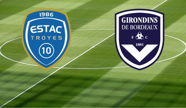 Troyes - Bordeaux am 13.01.