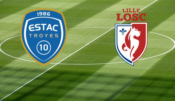 Troyes - Lille am 20.01.