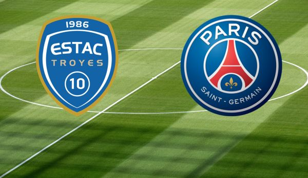 Troyes - PSG am 03.03.