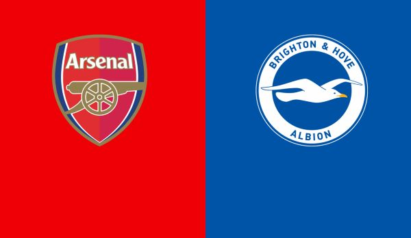 Arsenal - Brighton am 05.05.