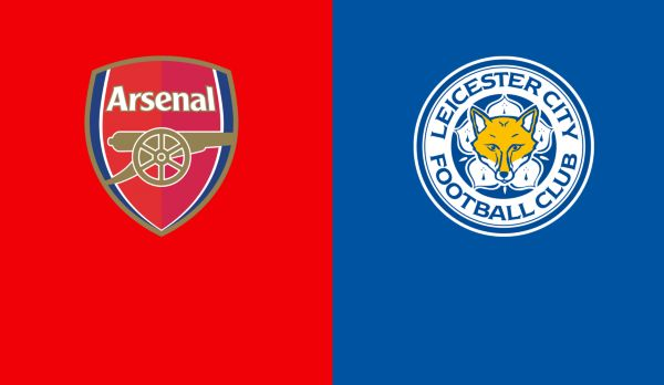 Arsenal - Leicester am 22.10.