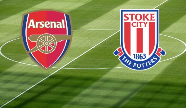 Arsenal - Stoke am 01.04.