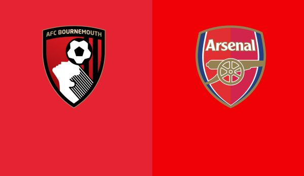 Bournemouth - Arsenal am 25.11.