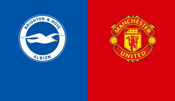 Brighton - Man United am 19.08.