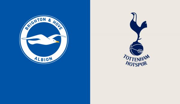 Brighton - Tottenham am 17.04.