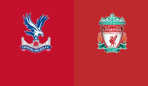 Crystal Palace - Liverpool am 20.08.