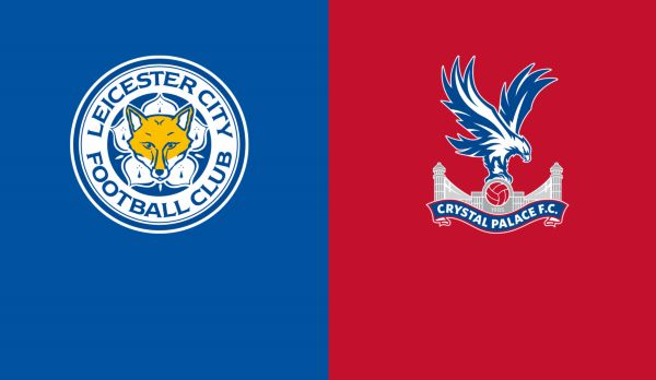 Leicester - Crystal Palace am 23.02.