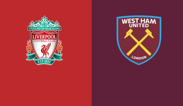 Liverpool - West Ham am 12.08.