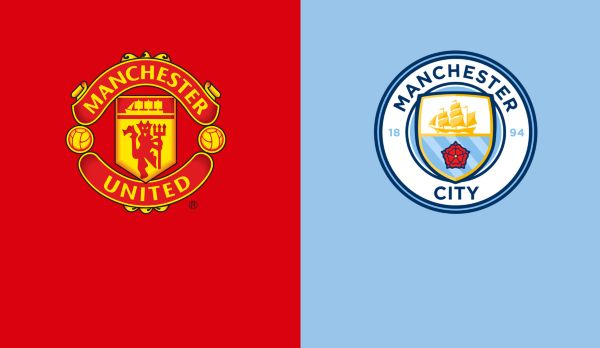 Man United - Man City am 24.04.