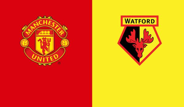 Man United - Watford am 30.03.