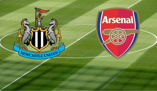 Newcastle - Arsenal am 15.04.
