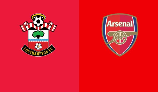 Southampton - Arsenal am 16.12.