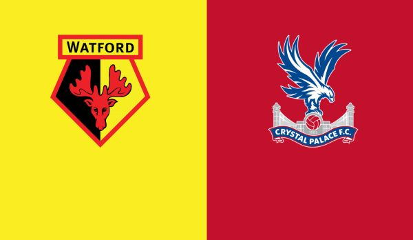 Watford - Crystal Palace am 26.08.