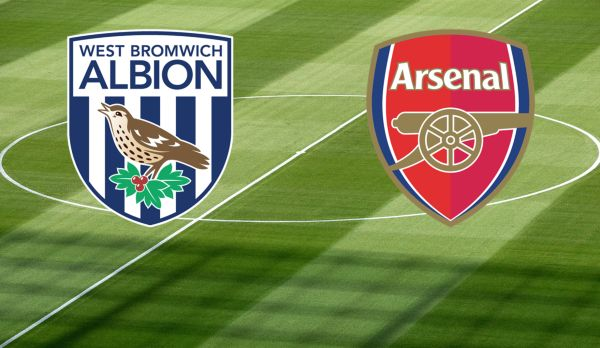 West Bromwich - Arsenal am 31.12.