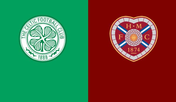 Celtic - Hearts am 19.05.