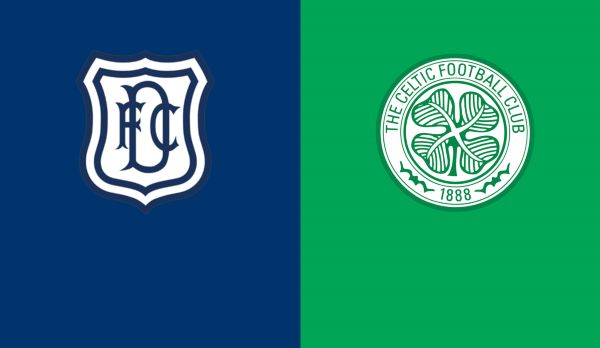 FC Dundee - Celtic am 17.03.
