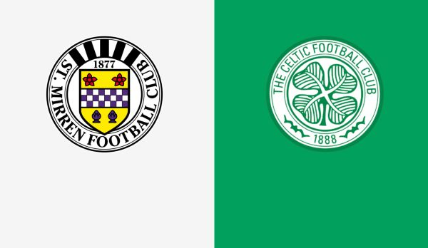St. Mirren - Celtic am 03.04.