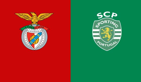 Benfica - Sporting CP am 25.07.