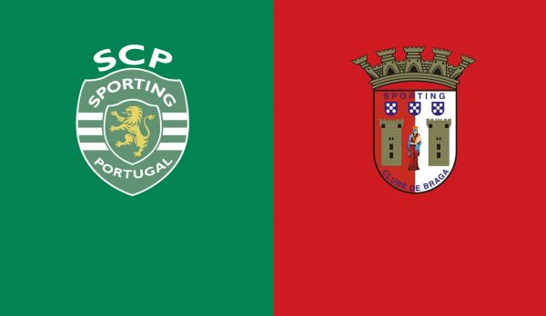 Sporting - Braga am 18.08.