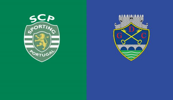 Sporting Lissabon - Chaves am 11.11.
