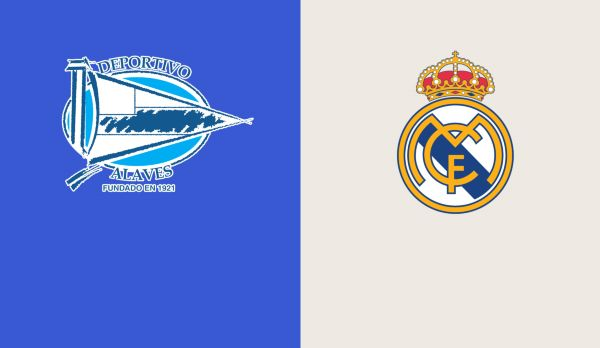 Alaves v Real Madrid am 06.10.