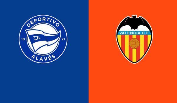 Alaves - Valencia am 05.01.