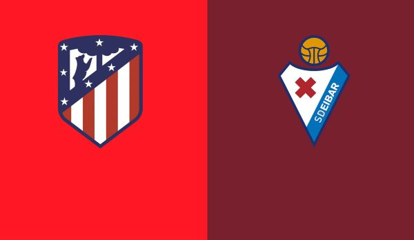 Atletico Madrid - Eibar am 20.05.