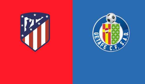 Atletico Madrid - Getafe am 06.01.