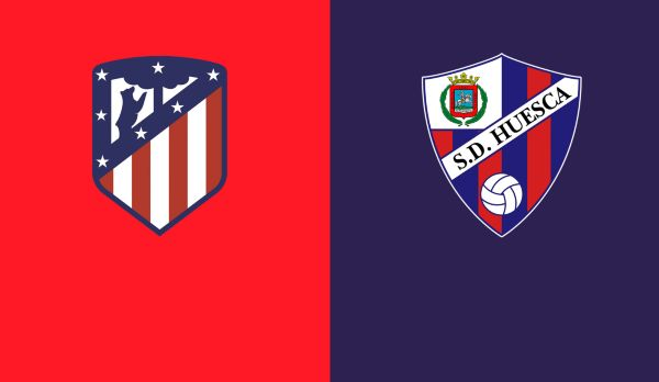Atletico Madrid - Huesca am 25.09.