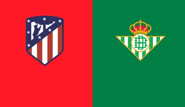 Atletico Madrid - Real Betis am 22.04.
