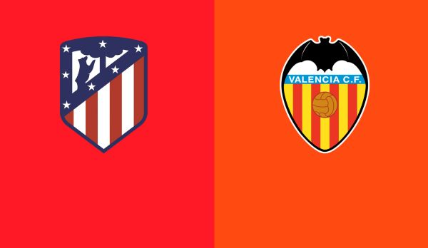Atletico Madrid - Valencia am 04.02.