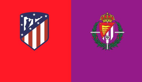 Atletico Madrid - Valladolid am 27.04.