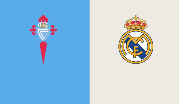 Celta Vigo - Real Madrid am 11.11.