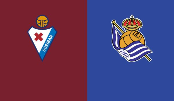 Eibar - Real Sociedad am 31.08.