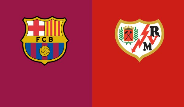 FC Barcelona - Rayo Vallecano am 09.03.