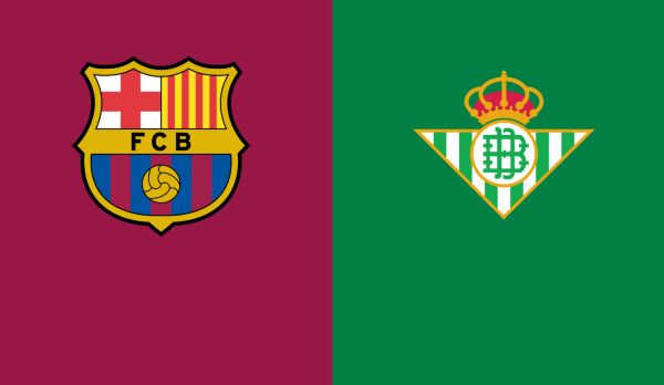 FC Barcelona - Real Betis am 25.08.