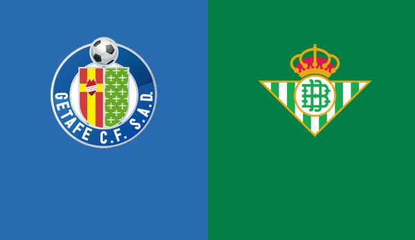 Getafe - Real Betis am 29.09.