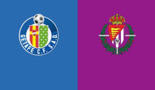 Getafe - Valladolid am 15.12.