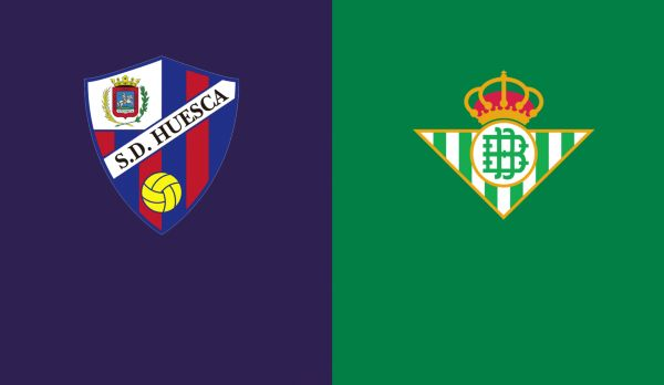 Huesca - Real Betis am 05.01.