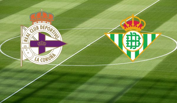 La Coruna - Real Betis am 12.02.