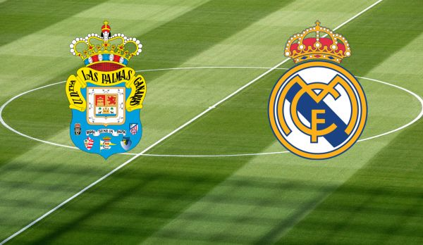 Las Palmas - Real Madrid am 31.03.
