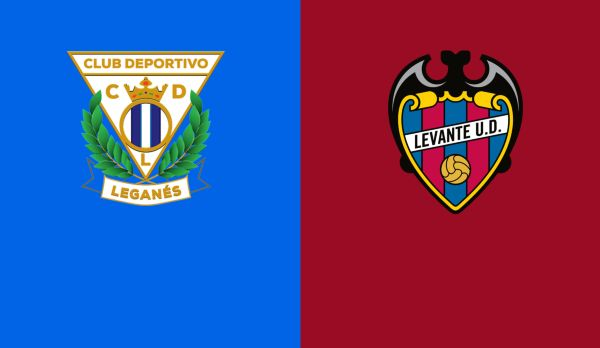 Leganes - Levante am 07.05.