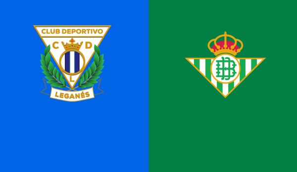 Leganes - Real Betis am 10.02.