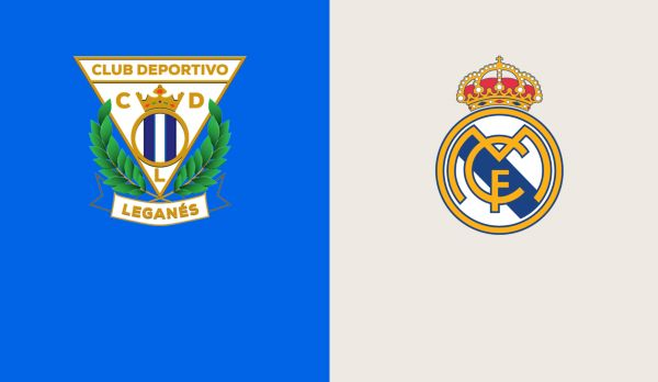 Leganes - Real Madrid am 21.02.