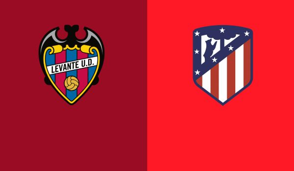 Levante - Atletico Madrid am 18.05.