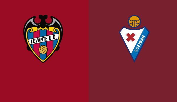 Levante - Eibar am 16.03.