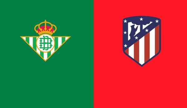 Real Betis - Atletico Madrid am 11.04.