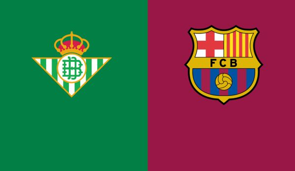Real Betis - FC Barcelona am 21.01.