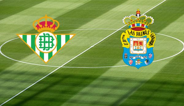Real Betis - Las Palmas am 19.04.
